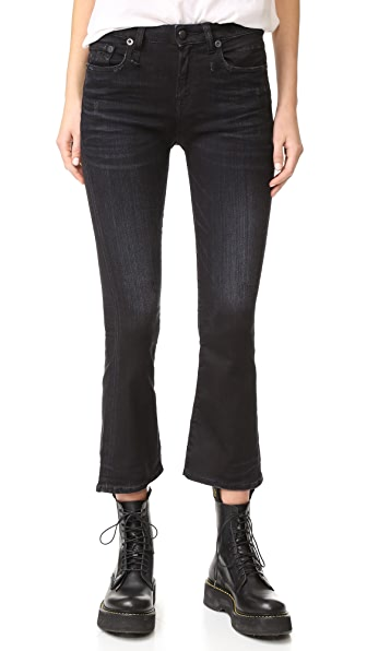 R13 Kick Flare Jeans | 15% off first app purchase with code: 15FORYOU