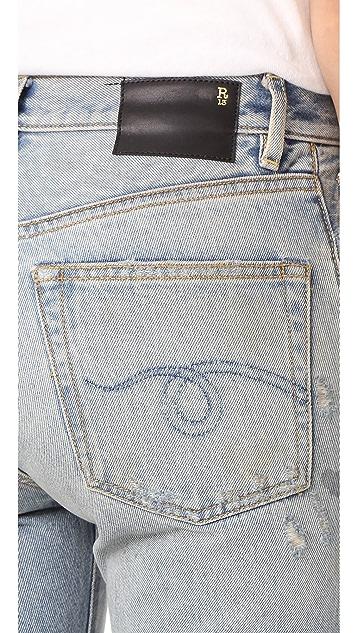 R13 Bowie Jeans