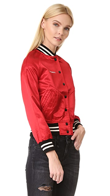 R13 Unlined Raglan Jacket