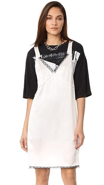 R13 Half Slip Dress
