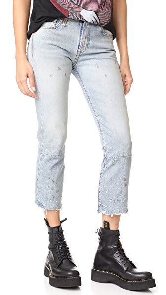 R13 Kick Fit Jeans - Mercer