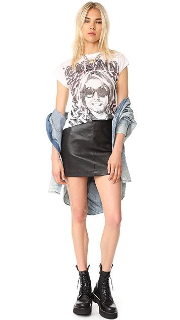 R13 X Oversized Shirt