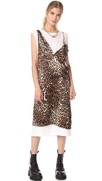 R13 Overlay Slip In Leopard