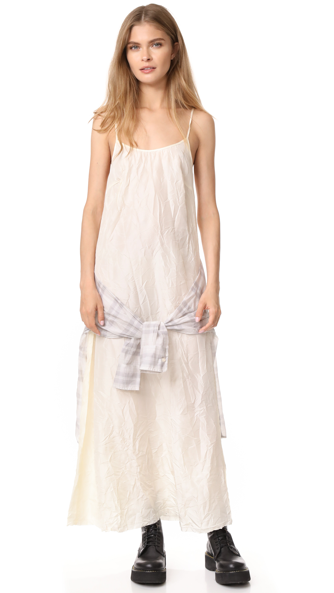 0a5bfe5934b R13 Summer Grunge Dress
