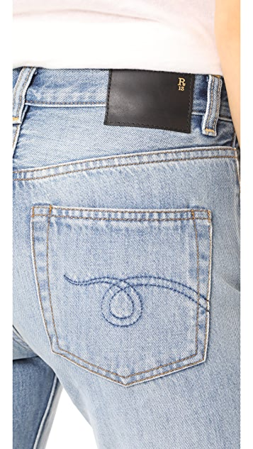 R13 Camille Jeans