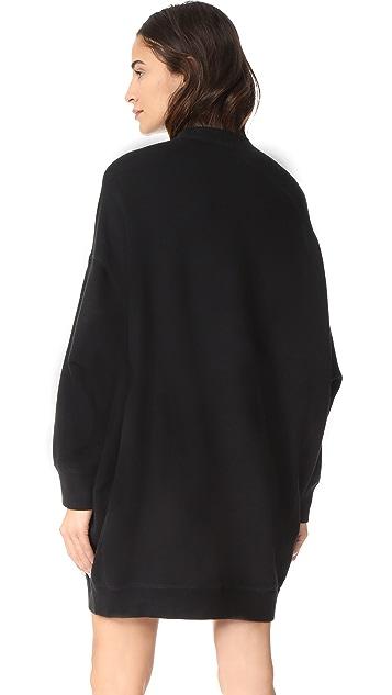 R13 Oversized Kurt Sweatshirt