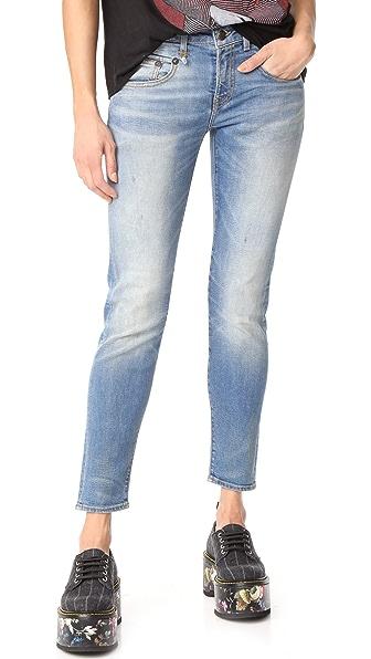R13 Boy Skinny Jeans - Branson