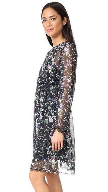 R13 Long Sleeve Dress