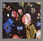Multicolor Black Floral