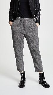 R13 Пижамные брюки
