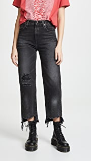 R13 High Rise Camille Jeans