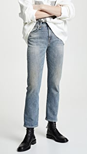 R13 The Stove Pipe Jeans