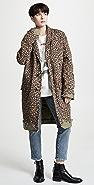 R13 Shredded Coat