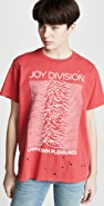 R13 Joy Division Boy Tee