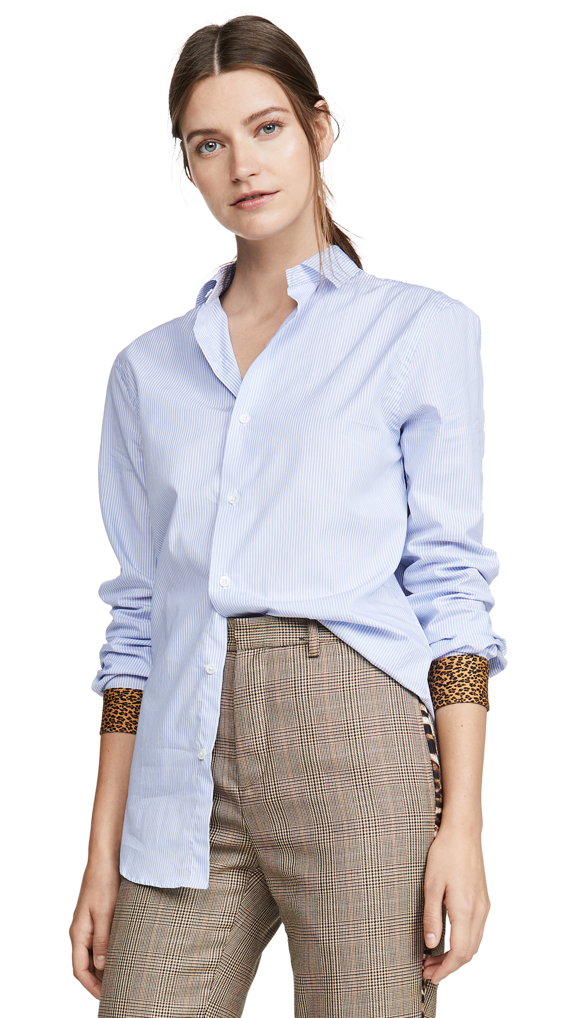 Buy R13 online - photo of R13 Classic Shirt