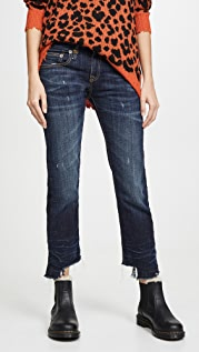 R13 Boy Straight Jeans