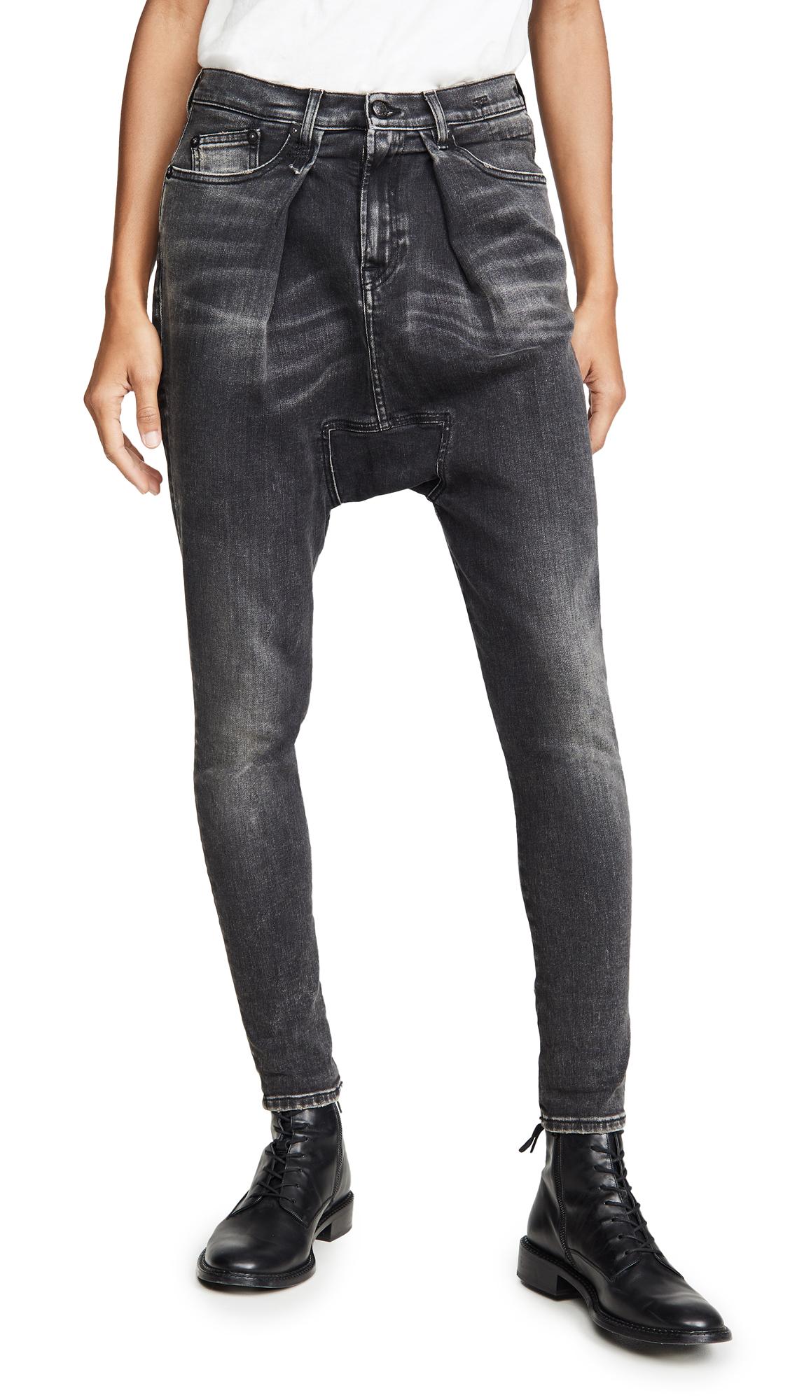Buy R13 online - photo of R13 Harem Skinny Jeans