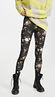 R13 Floral Leggings