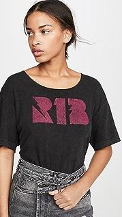 R13 Thunderbolt Rosie T 恤