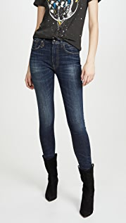 R13 High Rise Skinny Jeans
