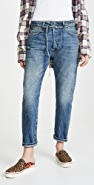 R13 纸包 Hayden 牛仔裤