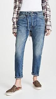R13 Paperbag Hayden Jeans