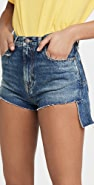 R13 Skirted Shorts