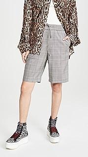 R13 宽松短裤