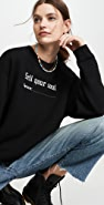 R13 Sell Your Soul Sweatshirt