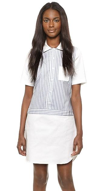 RUKEN Ashley Shirtdress