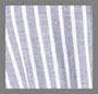 Blue/White Lawn Stripe