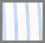 Blue/White Twill Stripe
