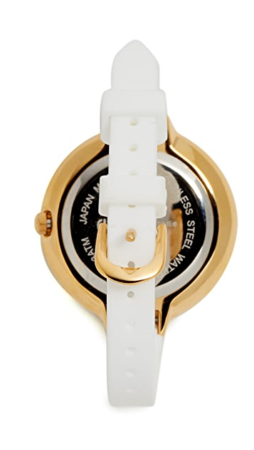 RumbaTime Orchard Marble Snow Patrol Watch