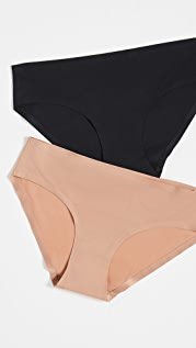 Real Underwear Fusion® Bare Hipster Panties 2 Pack