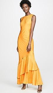 Rebecca Vallance Макси-платье Isobella