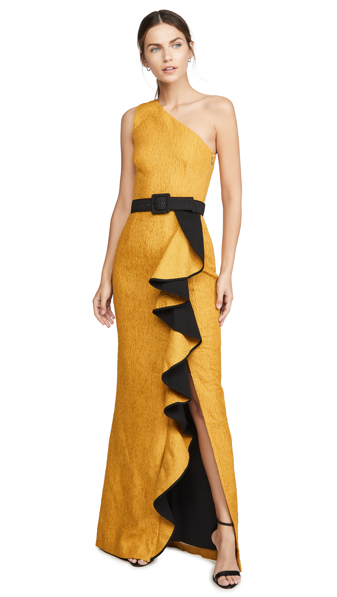 Rebecca Vallance Greta Tier Gown – 70% Off Sale