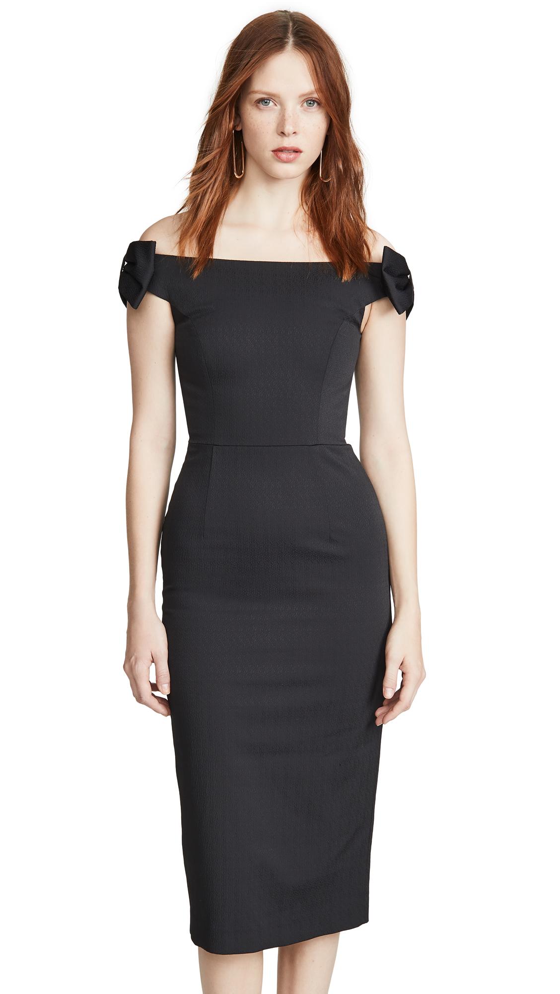 Rebecca Vallance Winslow Midi Dress - 60% Off Sale
