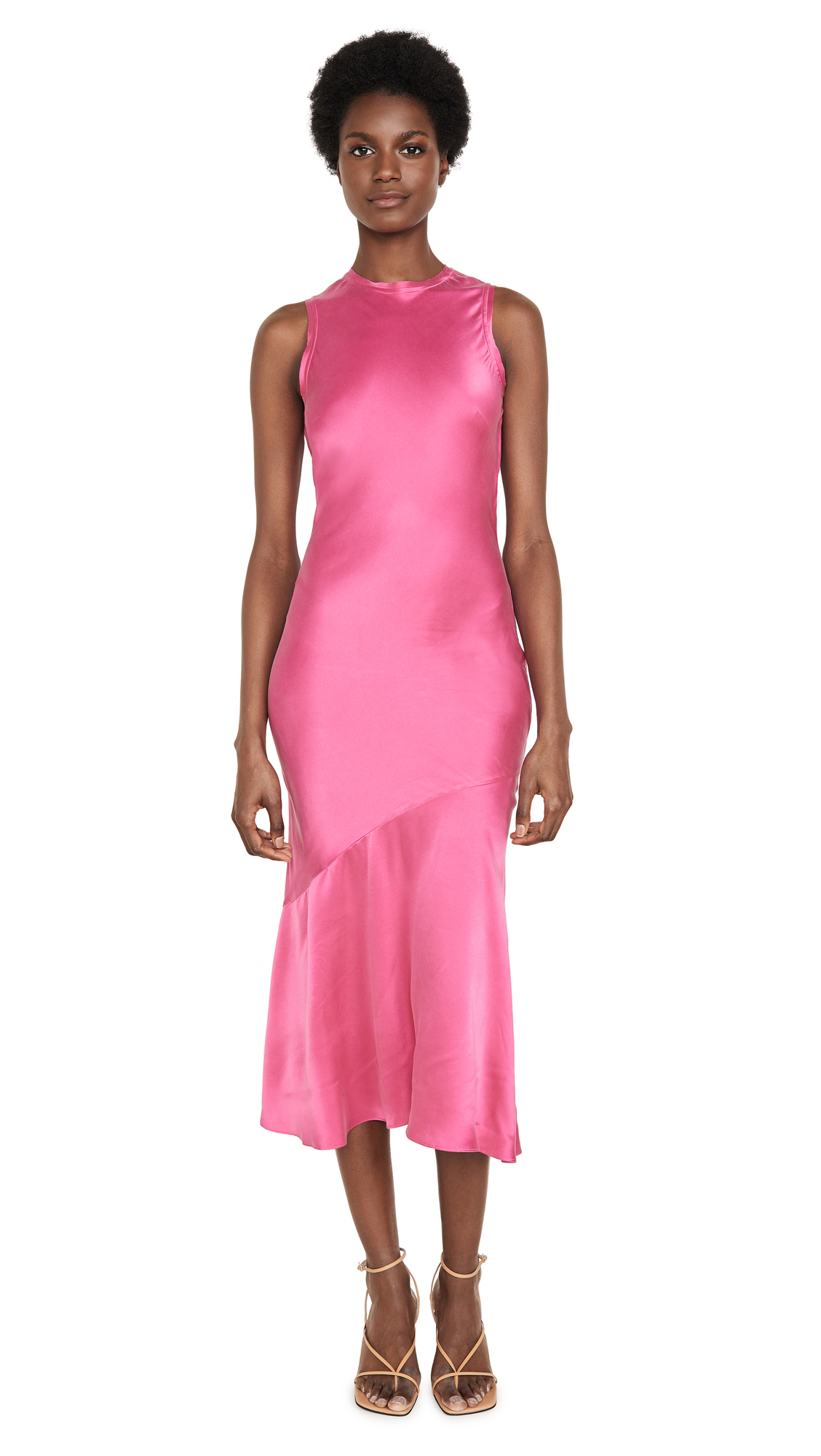 Rebecca Vallance Sophia Silk Midi Dress - 30% Off Sale