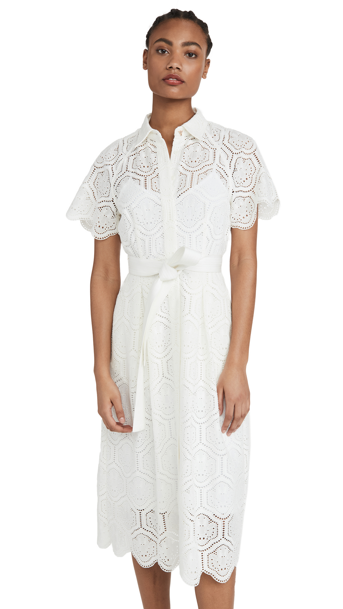 Rebecca Vallance Savannah Midi Dress - 30% Off Sale