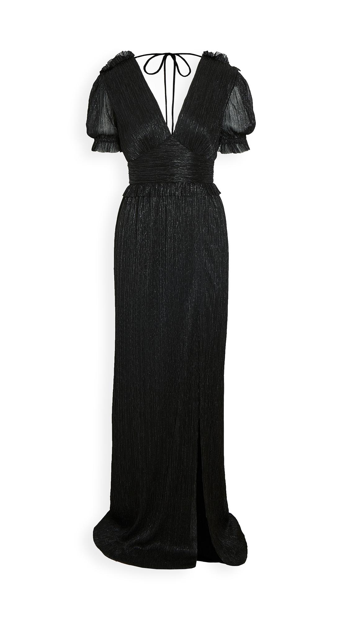 Photo of Rebecca Vallance Luna Short Sleeve Gown - shop Rebecca Vallance Clothing, Dresses online