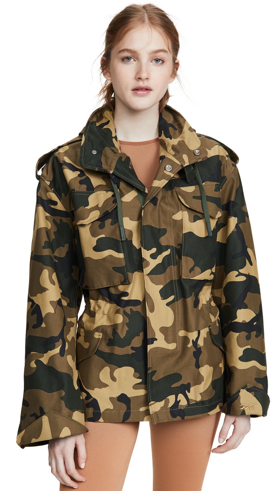 Buy Reebok x Victoria Beckham RBK VB Military Jacket online beautiful Reebok x Victoria Beckham Jackets, Coats, Down Jackets