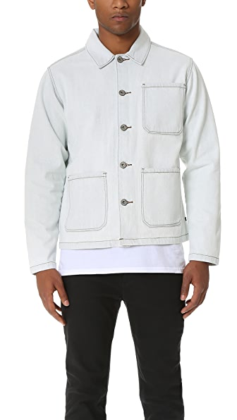 RVCA No Wave Farm Jacket