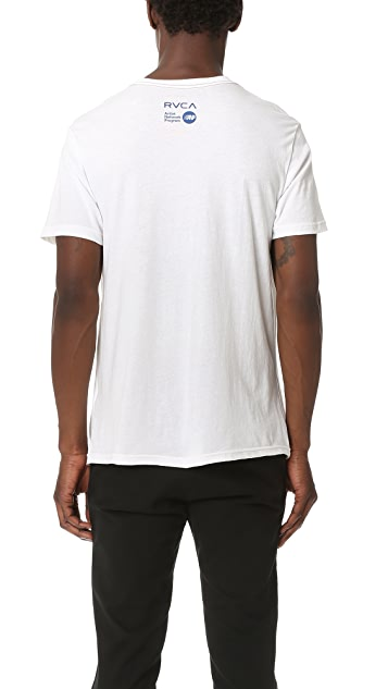 RVCA Mark Alsweiler Street Party Tee