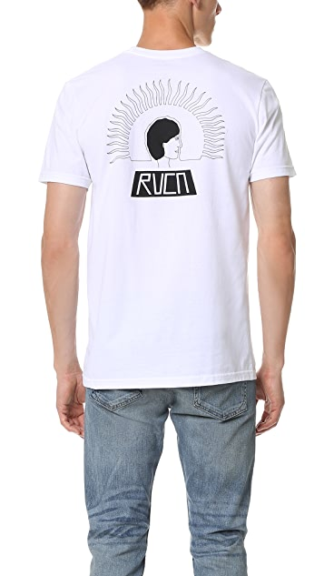 RVCA Mark Alsweiler Sunshine Mind Tee