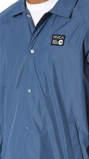 RVCA Mark Alsweiler ANP II Coach Jacket