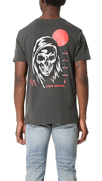 RVCA Afterlife Tee
