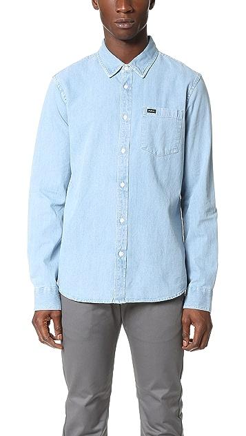RVCA Johnny Shirt