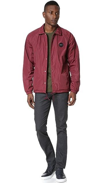 RVCA Motors Coaches Jacket