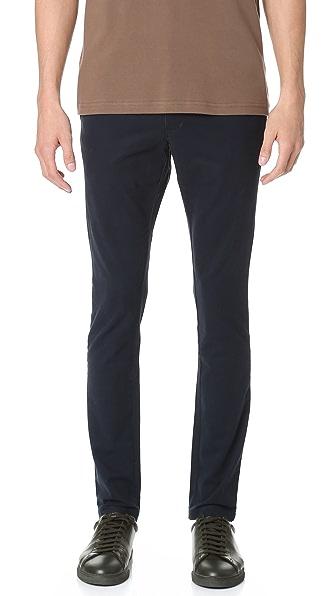 RVCA Stapler Twill Pants | EAST DANE
