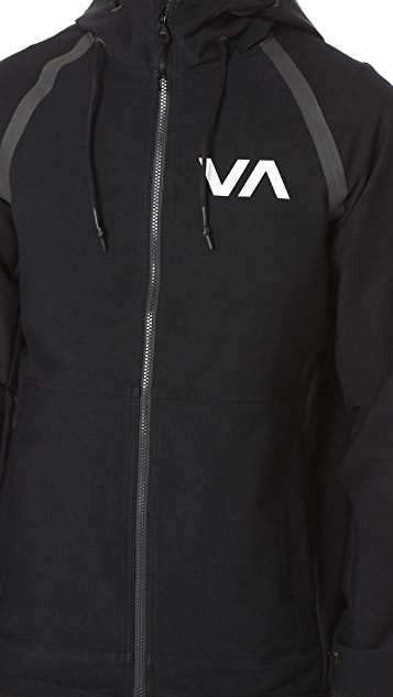 RVCA VA SPORT Grappler Jacket